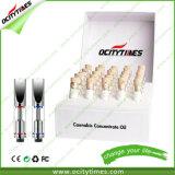 Cartouche électronique de pétrole de Cbd de cigarette d'Ocitytimes 0.5ml C2/C2-F avec OEM/ODM