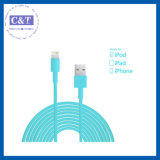 iPhone 5s를 위한 3m 10ft Micro Data Flex USB Cable