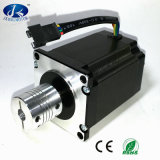 Stepper Motor met Hand Wheel voor Small CNC Xy Axis, Couplings voor Free