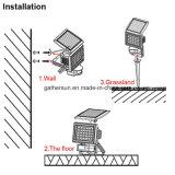 30LED luz solar del sensor de la seguridad PIR con el Ce aprobado y múltiplo montado