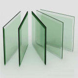 3mm-19mm Manufacture Customized Tempered Float Glass pour Building
