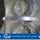 Bride convenable de soudure de douille de bride de l'aluminium B210 5052