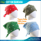 Customized all'ingrosso 100%Polyester Microfiber Multifunctional Seamless Tube Bandana (T-NF20F19010)