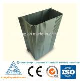 Profils en aluminium d'extrusion de modèle différent