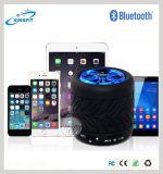 Migliore altoparlante portatile basso eccellente di vendita di Bluetooth di figura della rotella di automobile