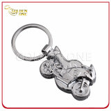 Cute Design Chrome Plated Custom LED Torch Metal Key Chain