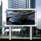 P16 Full Color High Brightness Advertizing Display für Road Side