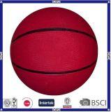 كرة سلّة مطّاطة مع صنع وفقا لطلب الزّبون [لوغ&كلور]