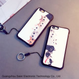 TierCats Phone Cover Fall mit Lanyard für iPhone 6plus