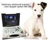 Портативное Color Veterinary Ultrasound System Ew-C8V с Микро--Convex Probe C3.5r10 для Small Parts Animal