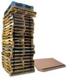Hoja de cartón de papel perfecto Separador Intead de Pallet
