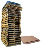Hoja de resbalón de papel perfecta de la hoja de la cartulina Intead de la paleta