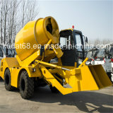 3000L Mixing Capacityの自己Loading Concrete Mixer (KDMT-3)