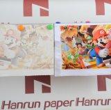 Крен бумаги переноса сублимации низкой стоимости 50g для перехода ткани полиэфира