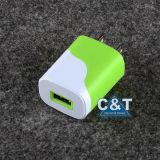 Power Adapter Batterij Muur Travel USB mobiele telefoon oplader