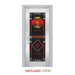 문 /Stainless Steel Door /Entrance Door/Son와 Mother (6621)