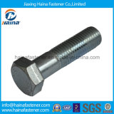 Zingué Hex Bolt , en acier inoxydable Hex Bolts & Nuts