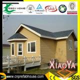 Villa d'acciaio chiara (Camera di legno, Camera prefabbricata)
