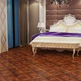 Plancher de stratifié de bois de santal rouge de Kalibs