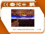 De alta resolución morir la visualización de LED de alquiler de interior de Paly del vídeo de la pantalla P3.91 Xxx del molde