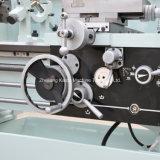 Máquina de torneado C6132zk del torno del metal manual de la base del boquete