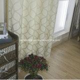 Верхнего полиэфира надувательства Linen касающий занавес 100% окна