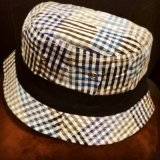 Chapeau personnalisé de Sun de bande de position avec la broderie pour l'été