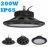 Price와 Super 경쟁적인 Bright 130lm/W UFO LED Lamp 5 Years Warranty