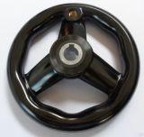 Пластмасса высокого качества дешевые и колесо руки бакелита