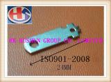 Pinos de bronze do plugue da fonte para a eletrônica (HS-BS-0050)