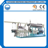 1-10t/H Single Screw Floating Fish Feed Extruder 또는 Pet Feed Extruder