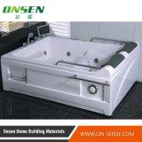Bañera derecha libre caliente del masaje de la sola persona de la venta