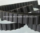 T печатает одновременный пояс на машинке, резиновый приурочивая пояс