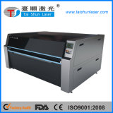 Kleid-Gewebe-Anwendung CO2 Laser-Ausschnitt-Maschine