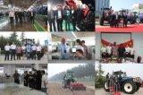 manufatura do trator agricultural da exploração agrícola de 4WD 50HP com CE para Europa Oriental