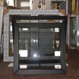 Guichet en aluminium enduit Kz297 de tente de profil de poudre de qualité