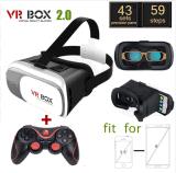 Des Vr Kasten-3D video Glas-virtuelle Realität Gläser Vr 3D Gläser Vr des Kopfhörer-3D