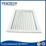 Grille d'aération blanche d'approvisionnement de couleur pour l'usage de ventilation
