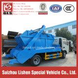 De Collector van het Afval van de Vuilnisauto 4*2 DFAC van het Wapen van de Schommeling van Dongfeng