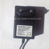 caricabatteria del litio di 8.4V 2A con il connettore maschio di CC