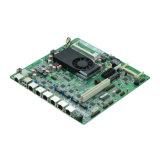 原子D2550 6ギガビットLAN産業ファイアーウォールネットワークの機密保護のマザーボード
