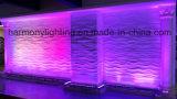 外部照明の据え付け品LEDの壁の洗濯機ライト
