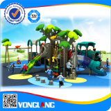 Yl-A023 Children Amusement Slide Educational Outdoor Playground con Steam Engine