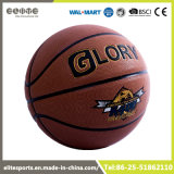 Basket-ball en caoutchouc de vessie de PVC&TPU