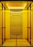 Elevador Titanium del pasajero de FUJI del oro en venta