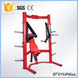 La prensa del pecho de la declinación/la máquina del peso/el peso libres platea el equipo (BFT -5009)