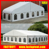 Großes Ereignis-Raum-Dach-Zelt-Kurbelgehäuse-Belüftung gebogenes Partei-Hochzeits-Zelt für Verkauf