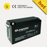 UPS recarregável Battery 12V 150ah de Solar Battery