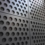 Facade Cladding와 Decoration를 위한 관통되는 Aluminum Wall Panels