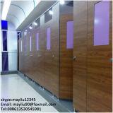 Divisórias Phenolic do toalete da cor de madeira de Fumeihua